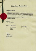 Belize_Apostilled-Power-of-Attorney Page: 1
