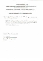 Belize_Resolution Page: 1