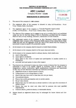 Seychelles_Memorandum-and-Articles-of-Association Page: 2