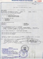 Panama_Apostilled-Extract-of-public-registry-of-Panama-in-English-and-Spanish Page: 1