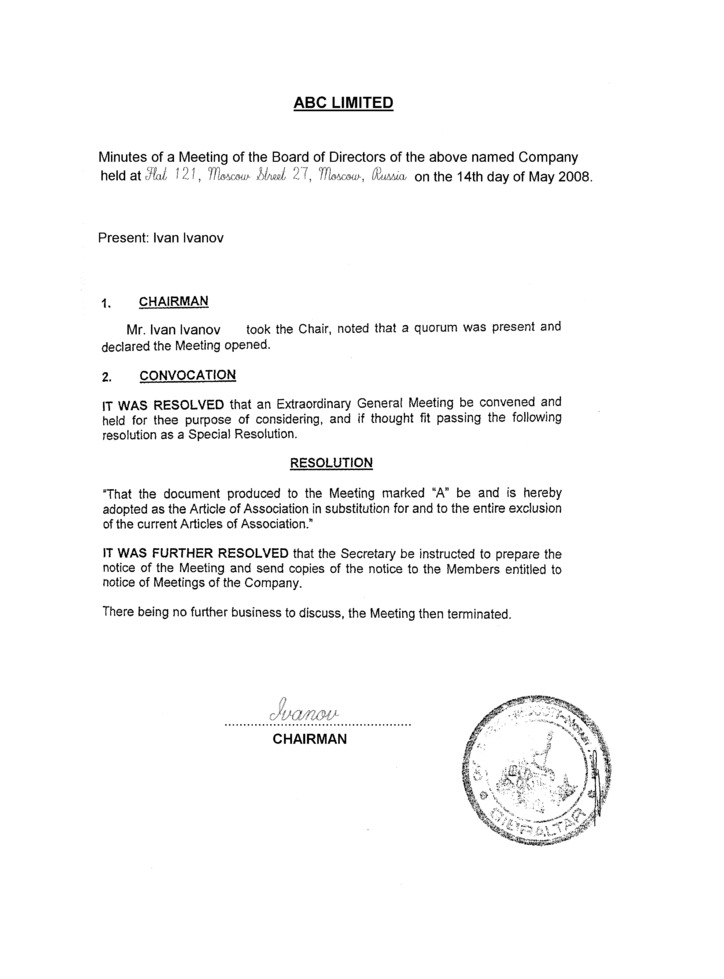 Gibraltar Offshore Zones Offshore And International Law Gsl