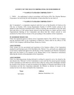 Liberia_Organization Resolution Page: 1