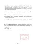 St. Lucia_Memorandum of Association Page: 3