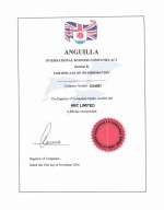 Anguilla_Certificate-of-Incorporation Page: 1