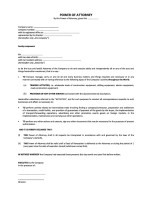 Czech_Power of Attorney Page: 1
