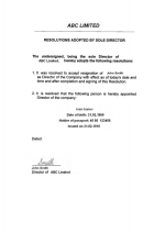 Cayman-Island_Resolution-effecting-the-change-director Page 1 Shot