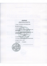 Marshall Islands_Consent of Incorporation_with apostille Page 2 Shot