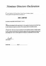 Ireland_Nominee-Director's-Declaration Page 1 Shot