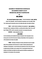New-York_Instrument-of-Organization-by-Incorporator Page 1 Shot