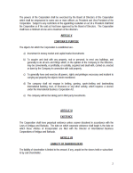 Ordinary-Corporate-Documents-Bearer Page 2 Shot