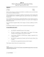 Organisational-Minutes-Directors-Nominee-Directorship Page 1 Shot