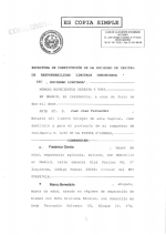 Spain_SL_Deed of Incorporation Page 1 Shot