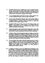 Turks-Caicos_Memorandum-of-Association Page 2 Shot