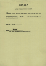 United-Kingdom_Letter-of-Resignation-as-Manager Page 1 Shot
