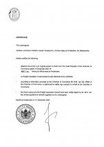 Netherlands_Apostille of the bound set of copies of constitutive documents.pdf Page: 1