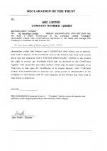 New Zealand_Deed of Trust.pdf Page: 1
