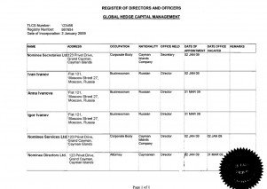 Cayman Island_register of Directors and Officers.pdf Page: 1