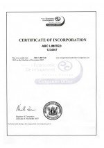New Zealand_Certificate of incorporation.pdf Page: 1