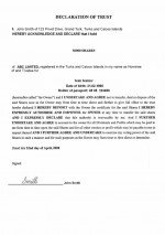 Turks & Caicos_Deed of Trust.pdf Page: 1
