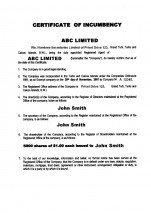 Turks & Caicos_Incumbency.pdf Page: 1