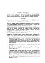 BVI_Articles of Consolidation.pdf Page: 1