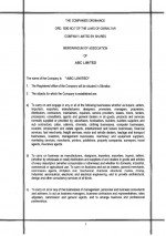 Gibraltar_Memorandum and Articles of Association.pdf Page: 2