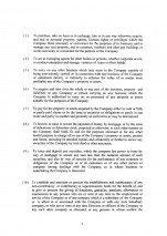Turks & Caicos_Memorandum of Association.pdf Page: 2