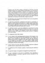 Turks & Caicos_Memorandum of Association.pdf Page: 3