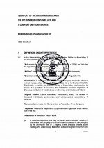 BVI_Memorandum and Articles of Association.pdf Page: 3