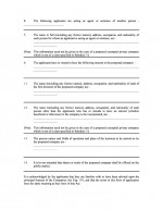 schedule_1_apllication_for_a_permit_company_act Page: 2
