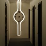 Часы - источник света