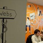 Вход в веб-студию