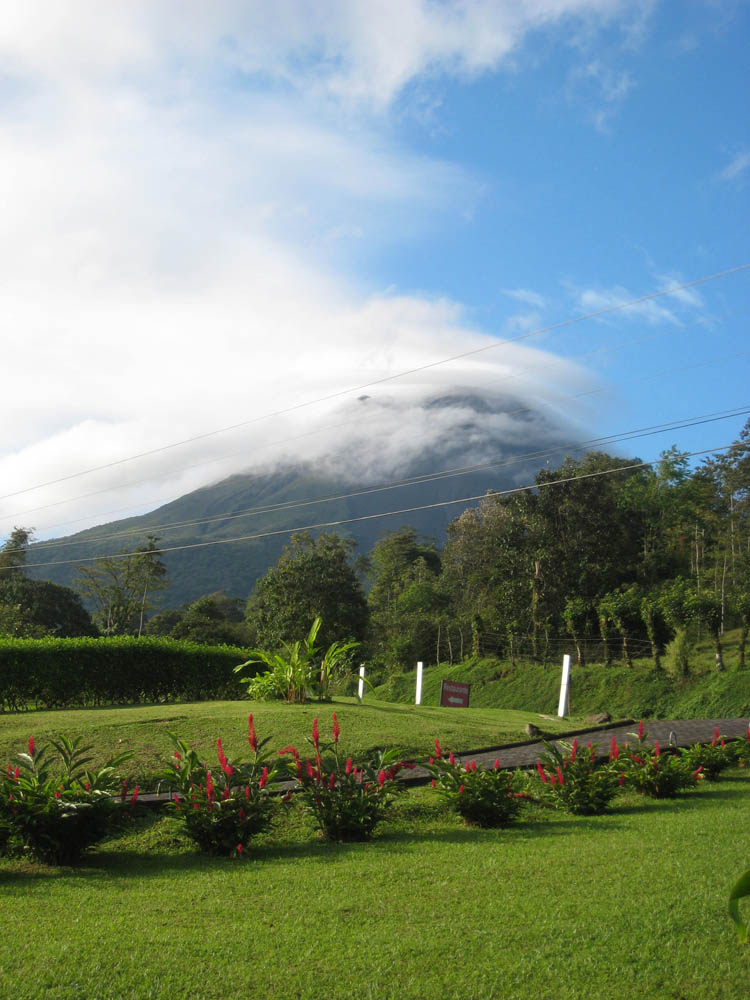 Вулкан Ареналь, Коста-Рика