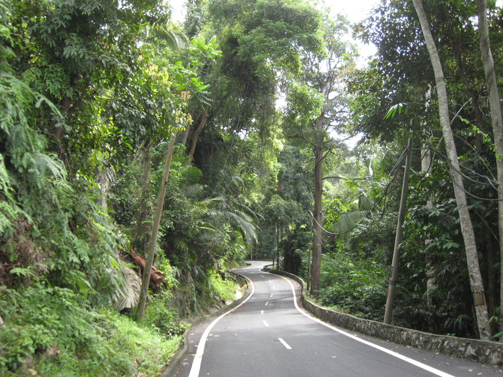 Малайзия, остров Панкор