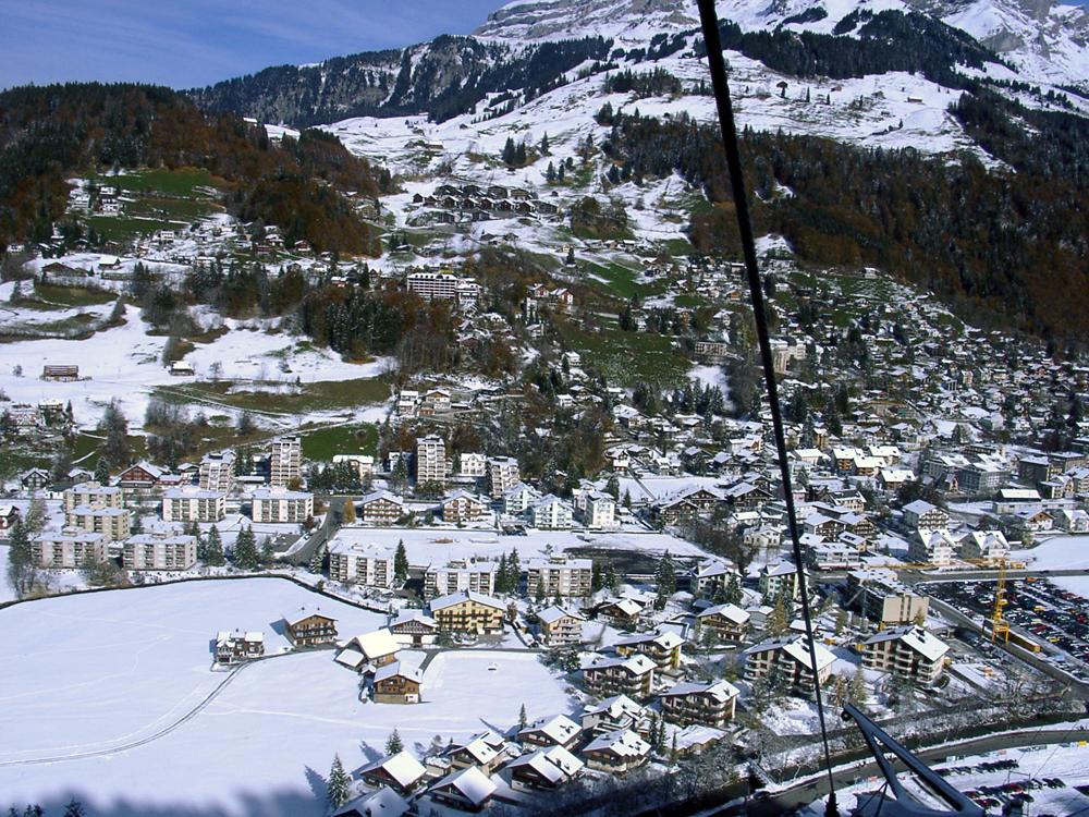 Подножие горы Титлис, Швейцария
