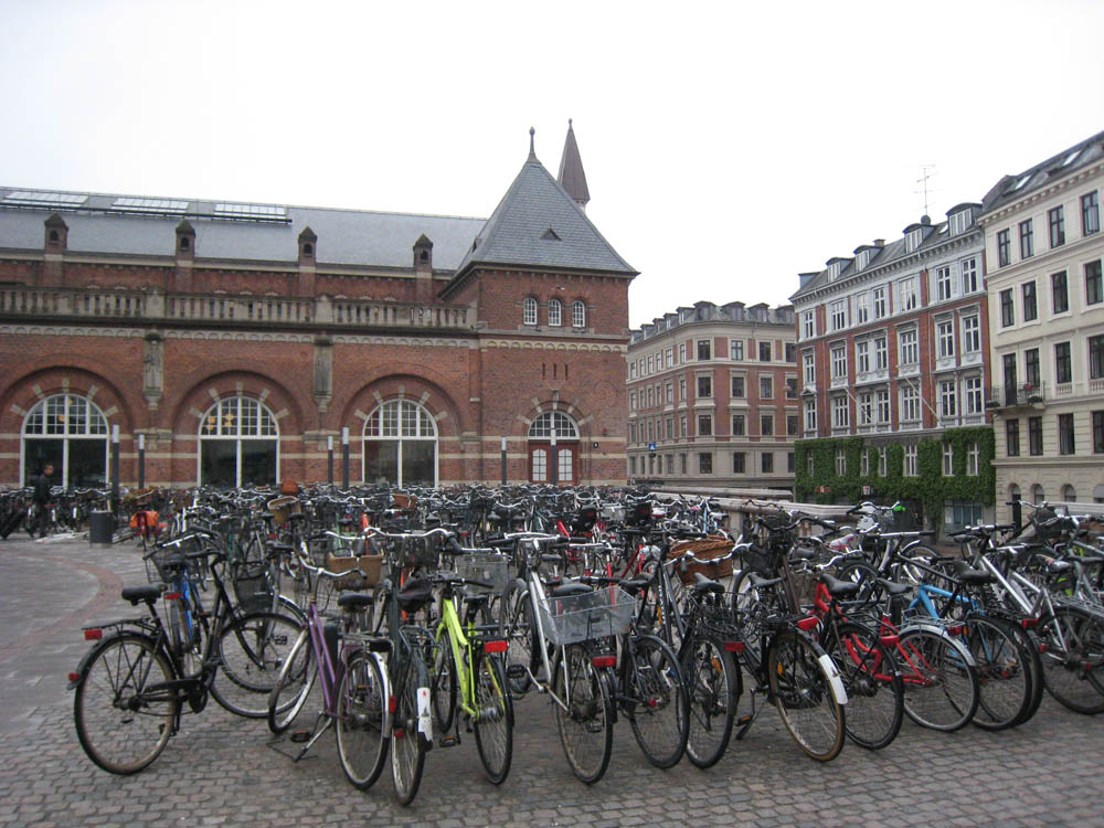 Привокзальная площадь, Копенгаген