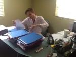 Лавров Владимир в командировке в офисе GSL на Британских Виргинских Островах.