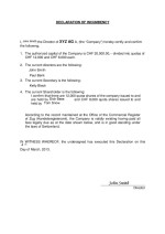 Switzerland_Certificate of Incumbency Page: 1