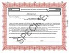 Canada_CLass B common share certificates (non-voting) Page 1 Shot