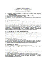 Extonia_Articles of Association Page 1 Shot