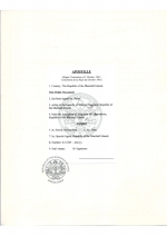 Marshall Islands_Certificate of Tax Exemption_with apostille Page 2 Shot
