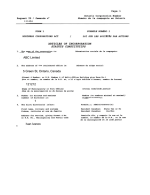 Canada_Articles of Incorporation Page 1 Shot
