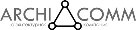 "Логотип компании ""АрхиКом"""