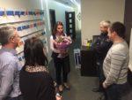 Клиенты поздравляют Оксану с Днём рождения!