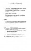 Netherlands_Management Agreement.pdf Page: 1