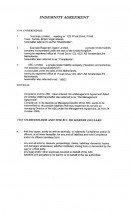Netherlands_Indemnity Agreement.pdf Page: 1