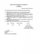 Dominica_Resolution of first shares allotment.pdf Page: 1