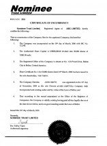 Belize_Incumbency.pdf Page: 1