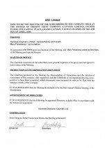 Cayman Island_Minutes of the first meeting of the subscribers.pdf Page: 1