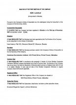 Gibraltar_minutes of the first meeting.pdf Page: 1